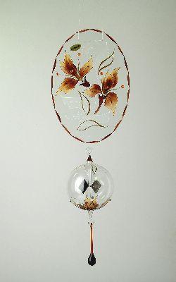 Orchidee Klebrige Tropfen : fensterbild 6002 mit lm u tropfen orchidee schoko glas ~ Lizthompson.info Haus und Dekorationen