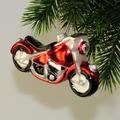 Motorrad rot-schwarz  -Neu-
