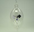 Lichtmühle hängend, Olive 60 mm Klarglas