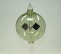 Lichtmühle hängend, d 80 mm, grün