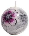 Kugelkerze Blume
