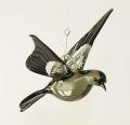 Taube zum hängen   -NEU-