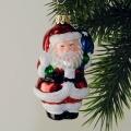 Weihnachtsmann mit Sack  -NEU-