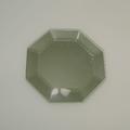 Spiegel 8-eckig 6 cm, Facettenschliff
