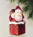 Santa im Schlot